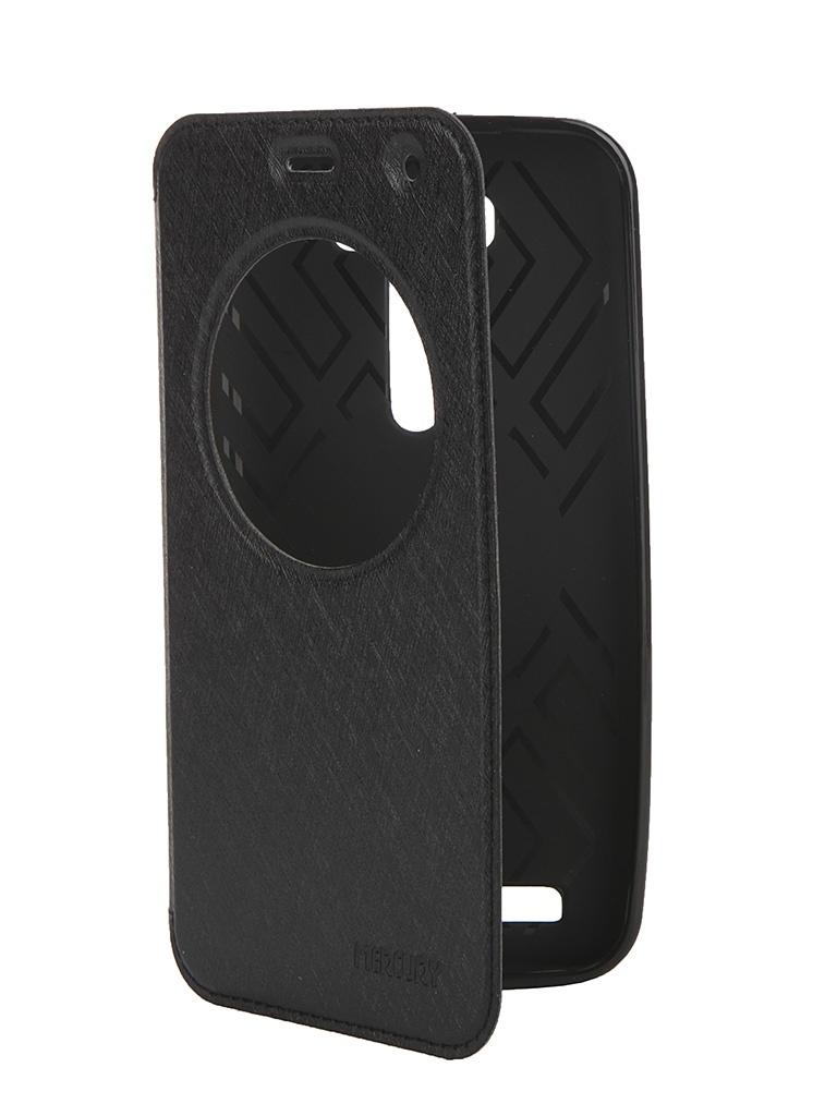 Аксессуар Чехол ASUS Zenfone Laser 2 ZE500KL/ZE500KG Mercury Case Black T-M-AZE500CL-002<br>