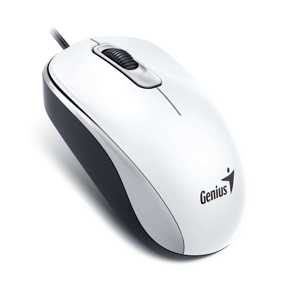 лучшая цена Мышь Genius DX-110 White