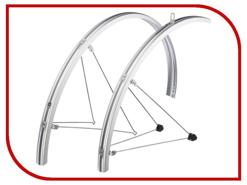 Велокрыло Велокрылья SKS Chromoplastics R26 65mm Silver NSK10115<br>