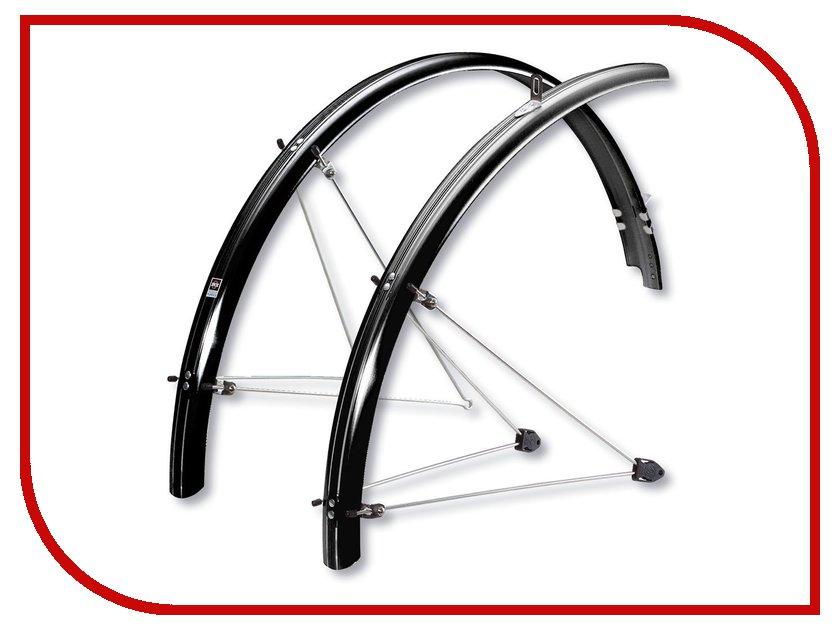 Велокрыло Велокрылья SKS Chromoplastics R26 65mm Black NSK10126