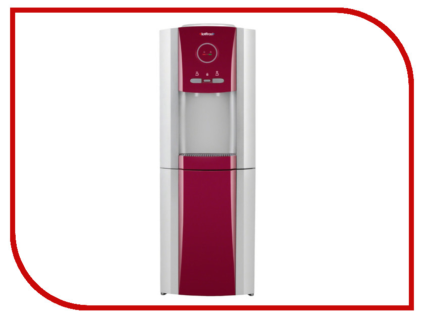 Кулер HotFrost V730 CES Red<br>