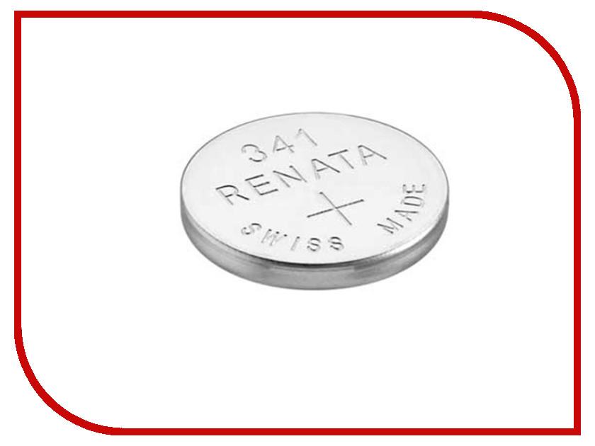 Батарейка R341 - Renata SR714SW (1 штука)<br>