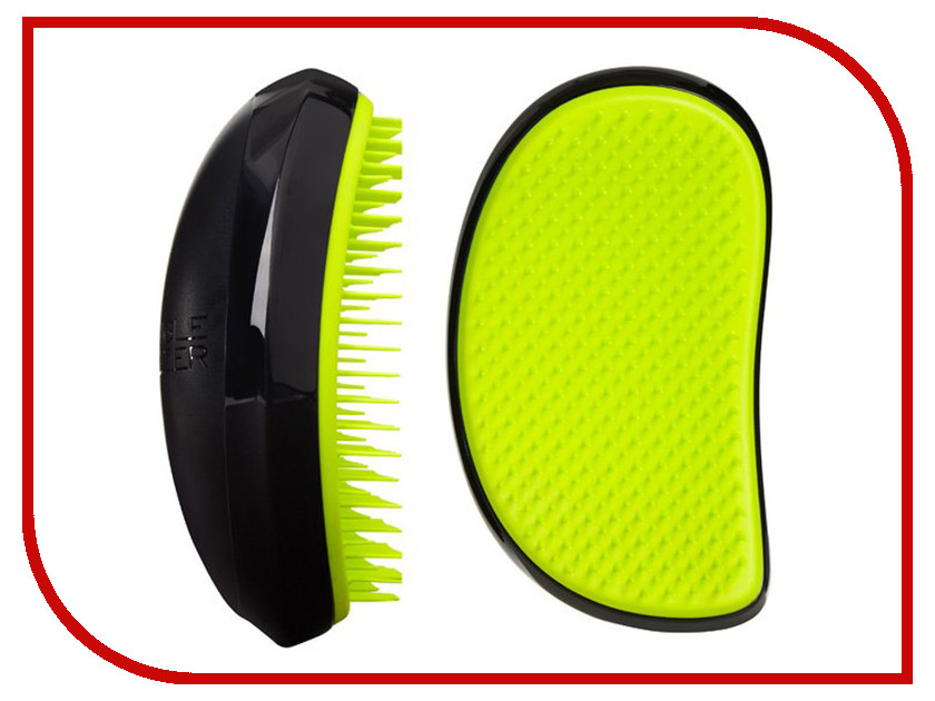 Расческа Tangle Teezer Salon Elite Neon Yellow 370275 / 370183