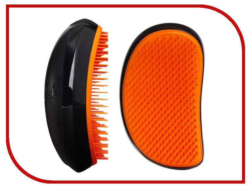 Расческа Tangle Teezer Salon Elite Neon Orange 370244 / 370190