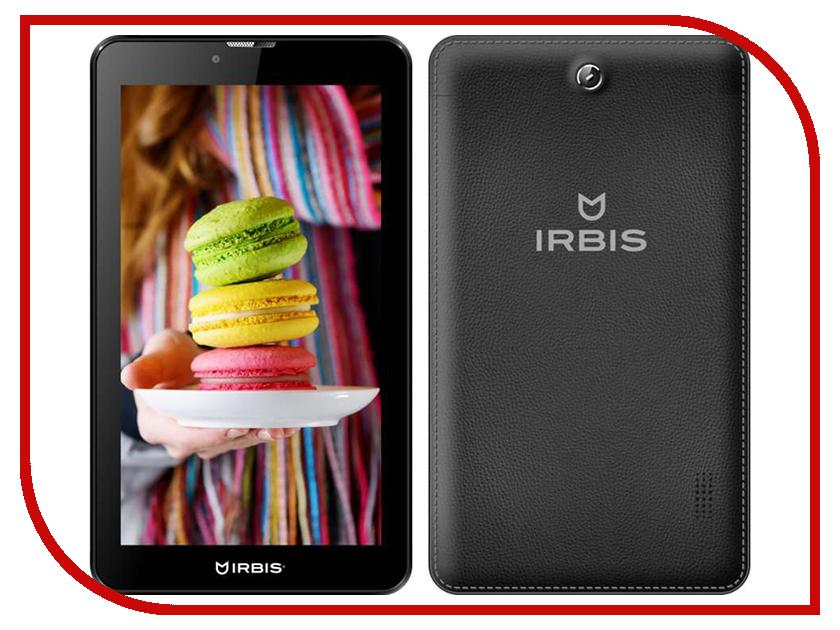 Планшет Irbis TZ72 MediaTek MTK8735M 1.0 GHz/1024Mb/8Gb/GPS/LTE/3G/Wi-Fi/Bluetooth/Cam/7.0/1024x600/Android