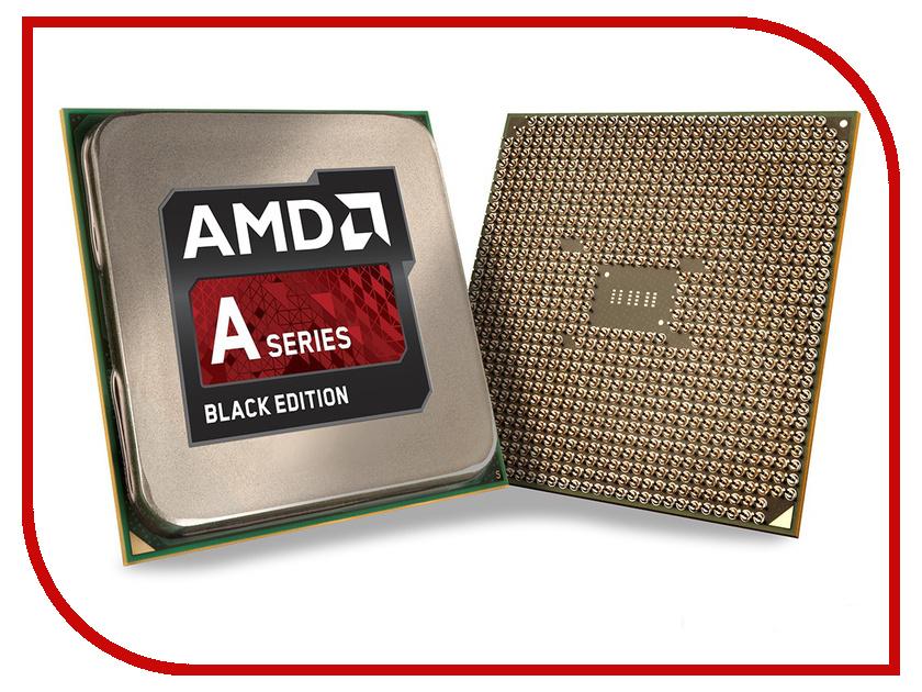 Процессор AMD A10-7860K Godavari AD786KYBI44JC (3600MHz/FM2+/4096Kb)