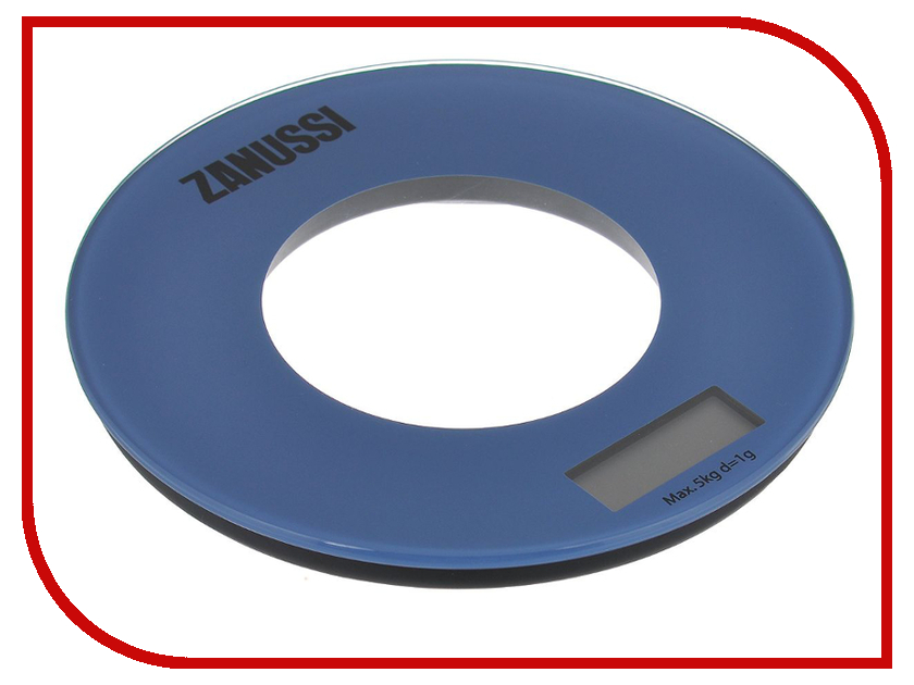 Весы Zanussi Bologna Blue ZSE21221EF