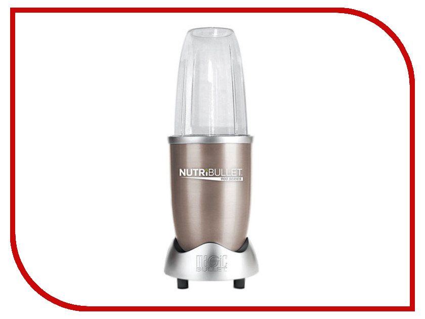 Блендер NutriBullet Pro 900W цена