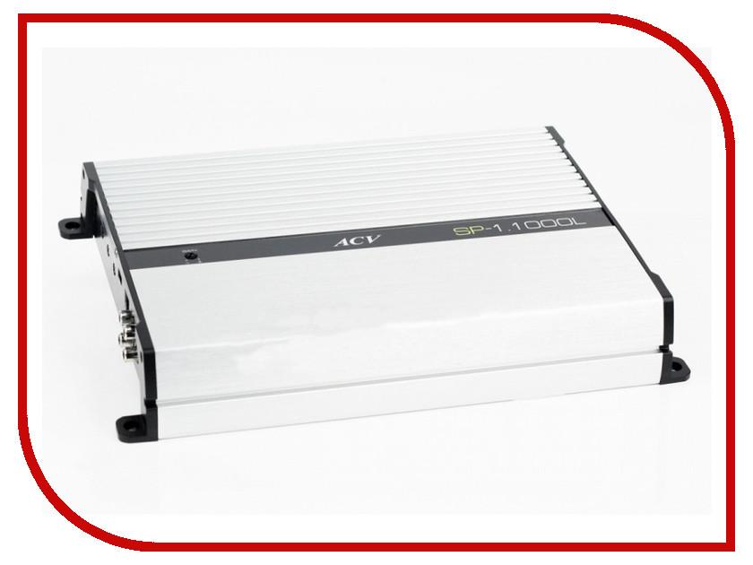 Усилитель ACV SP-1.1000L acv sp a 6