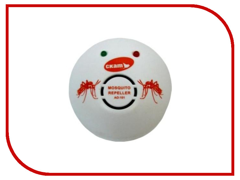 Средство защиты от комаров Green Helper Скат 44-1