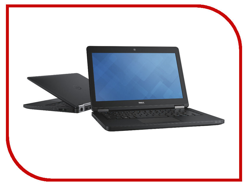 Ноутбук Dell Latitude E5250 5250-7720 (Intel Core i5-5200U 2.2 GHz/4096Mb/500Gb/No ODD/Intel HD Graphics/LTE/Wi-Fi/Bluetooth/Cam/12.5/1366x768/Windows 7 64-bit) 324033<br>