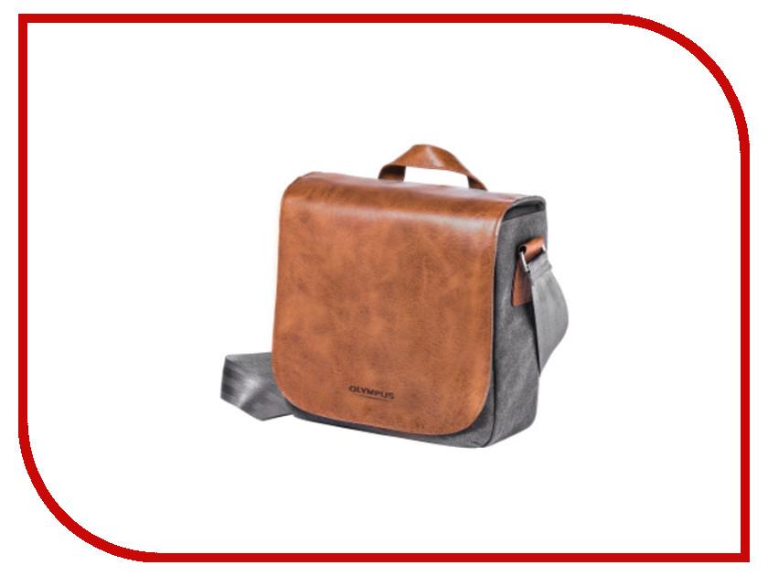Сумка Olympus OM-D Messenger Leather Bag E0410225<br>