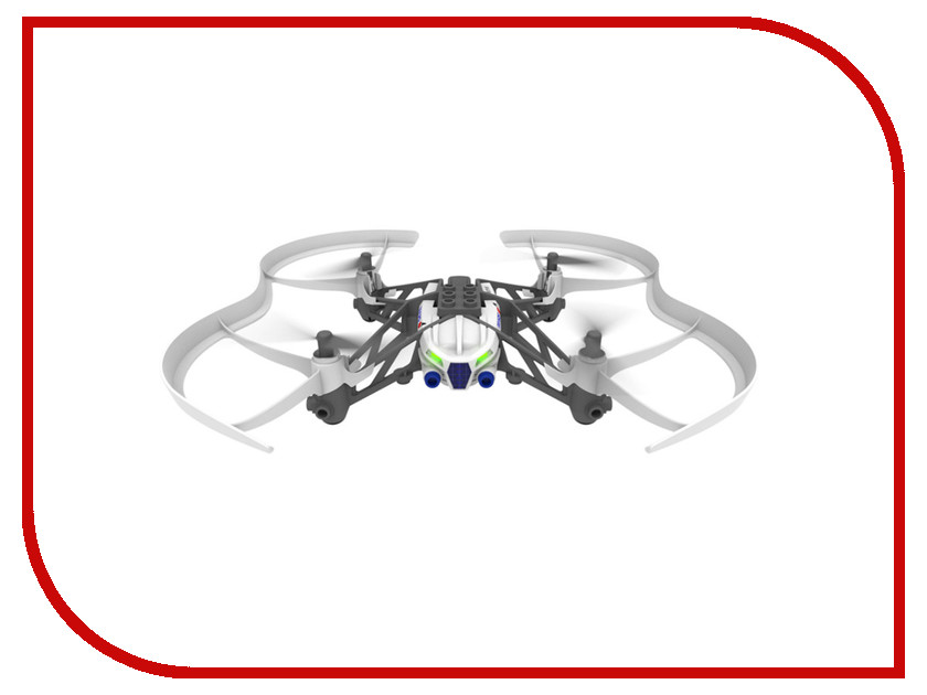Квадрокоптер Parrot Minidrone Mars White<br>