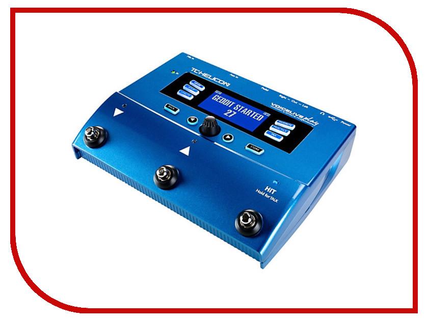 Вокальный процессор TC Helicon VoiceLive Play
