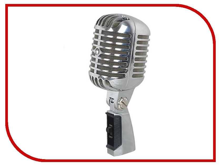 Микрофон Volta Vintage Silver