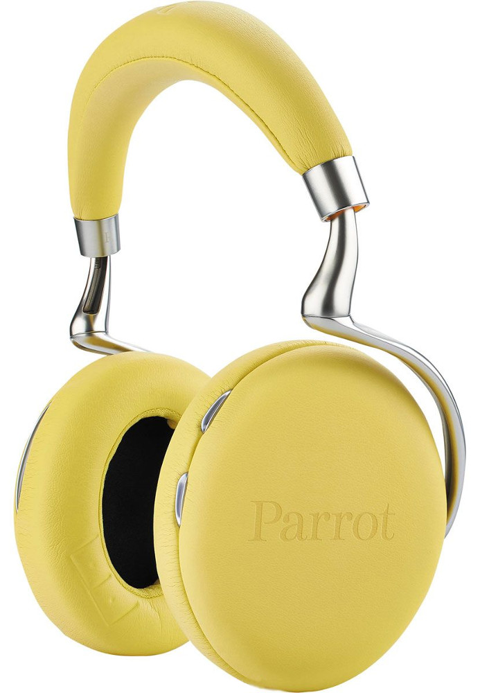 Наушники Parrot Zik 2.0 Yellow