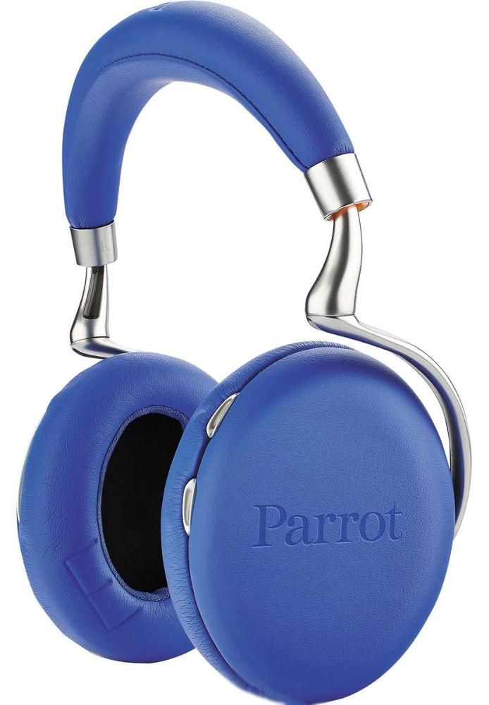 Parrot Zik 2.0 Blue parrot zik 3 croc в комплекте с беспроводным зарядным устройством черный