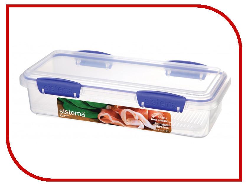 Кухонная принадлежность Sistema 1480 контейнер<br>