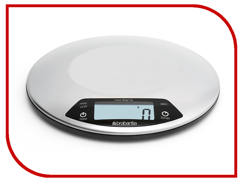 Весы Brabantia 480560<br>
