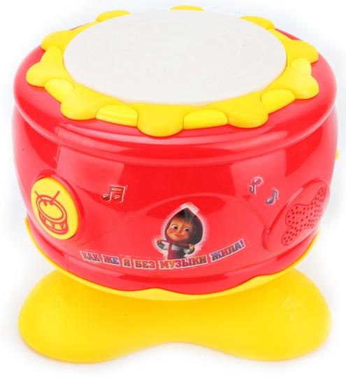 Детский музыкальный инструмент Играем вместе Маша и Медведь 1006-R2<br>