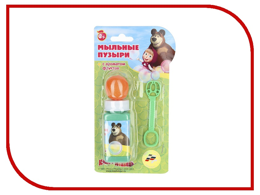 Игрушка для активного отдыха Играем вместе Маша и Медведь 6002B-R<br>