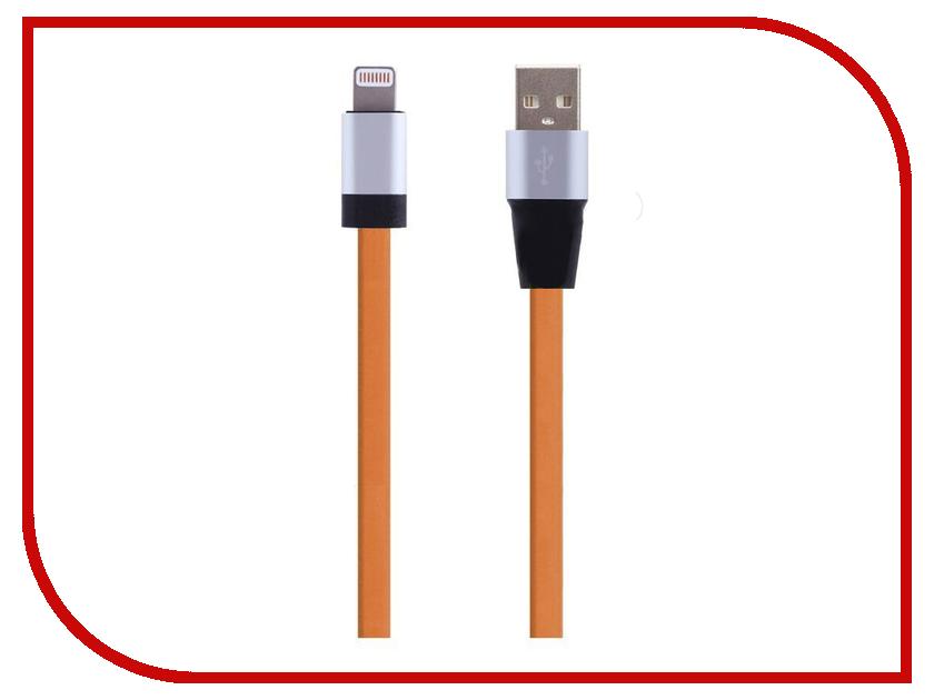 Аксессуар Perfeo USB - 8 pin Lightning 1.2m Orange I4503<br>
