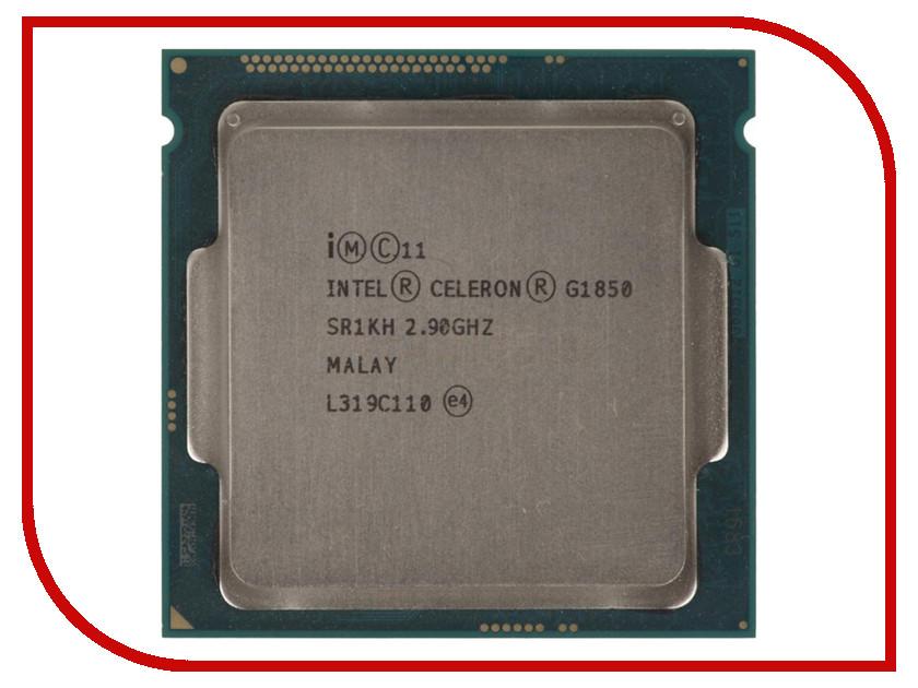 Процессор Intel Celeron G1850 TRAY (2900MHz/LGA1150/2048Kb)
