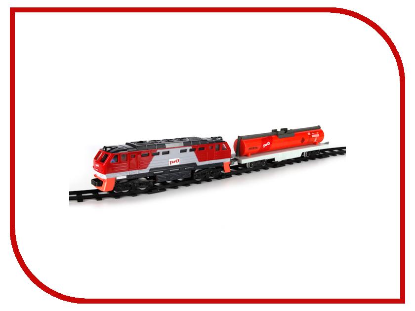Игрушка Играем вместе Товарный поезд РЖД 9654-01<br>