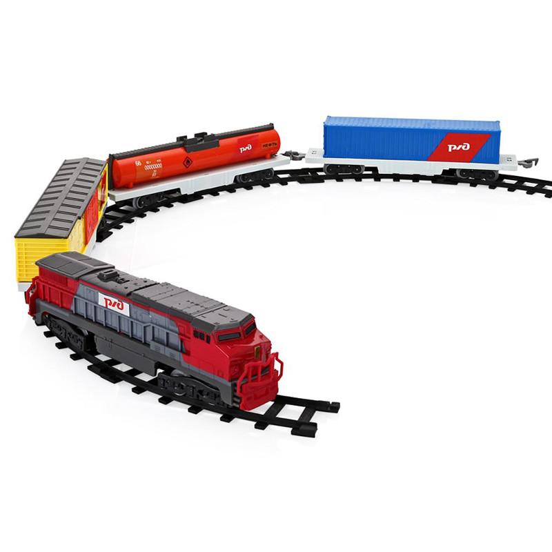 Железная дорога Играем вместе 9700-06<br>