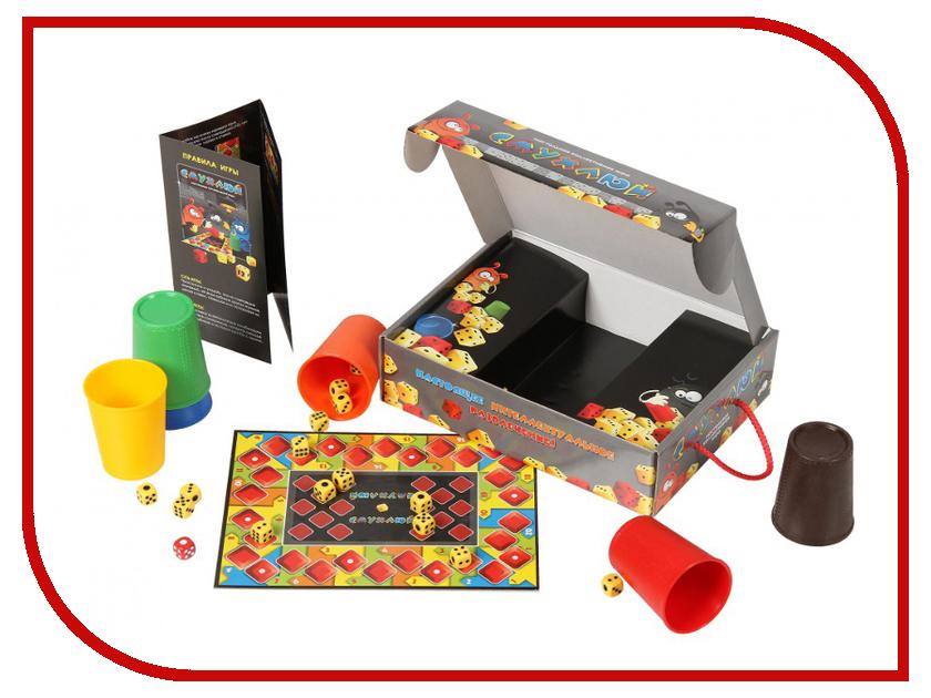 Настольная игра Биплант Смухлюй 10039 настольные игры биплант настольная игра шустрики
