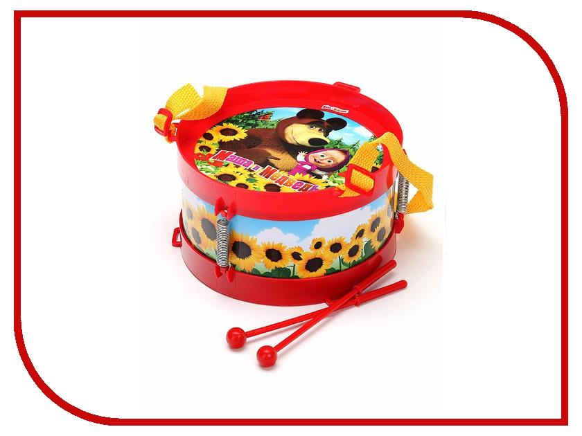Детский музыкальный инструмент Играем вместе Барабан B64115-R2