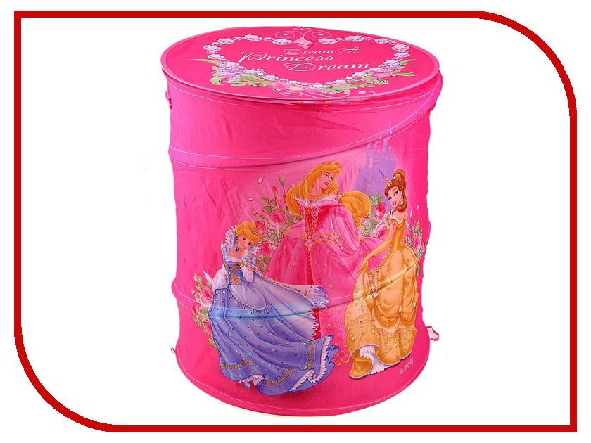 Корзина для игрушек Играем вместе Disney Принцесса X-19402<br>