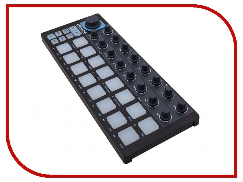MIDI-контроллер Arturia BeatStep Black