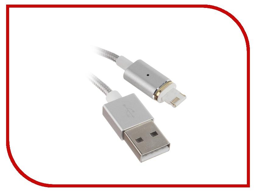 ��������� Partner USB 2.0 - 8 pin 1m Silver - ��������� ������ ��033505