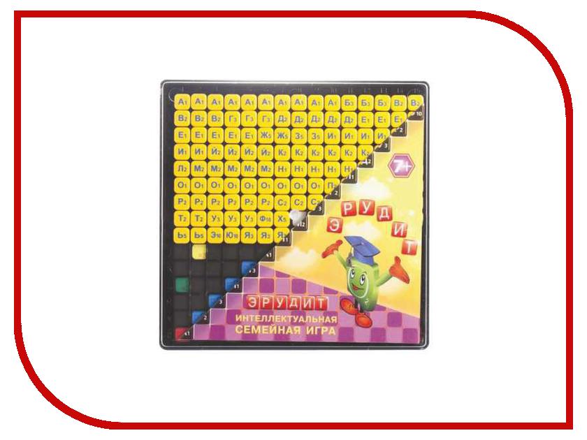 Настольная игра Биплант Эрудит Желтые фишки 10013 настольная игра биплант эрудит сила магнита 10001