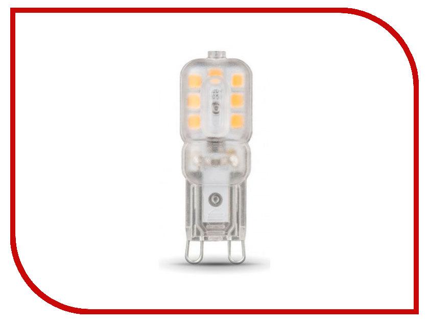 Лампочка Gauss LED 3W G9 AC220-240V 2700K 107409103<br>