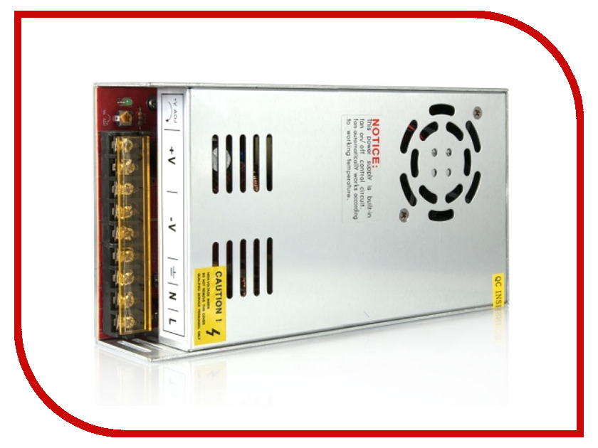 Блок питания Gauss 400W 12V PC202003400