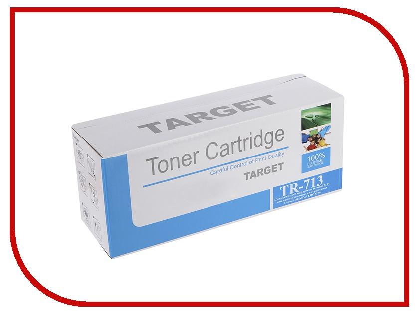 Картридж Target CRG-713 картридж target 109r00639