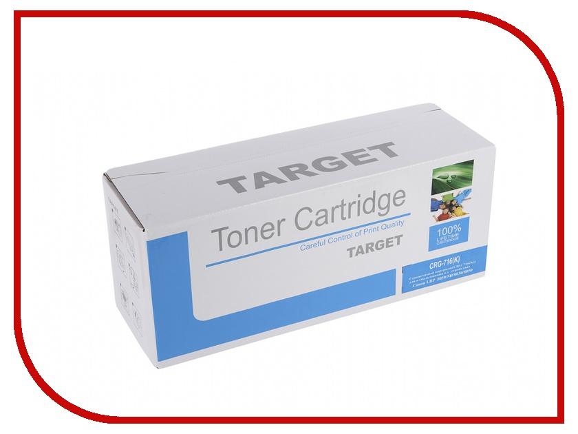 Картридж Target CRG-716K<br>