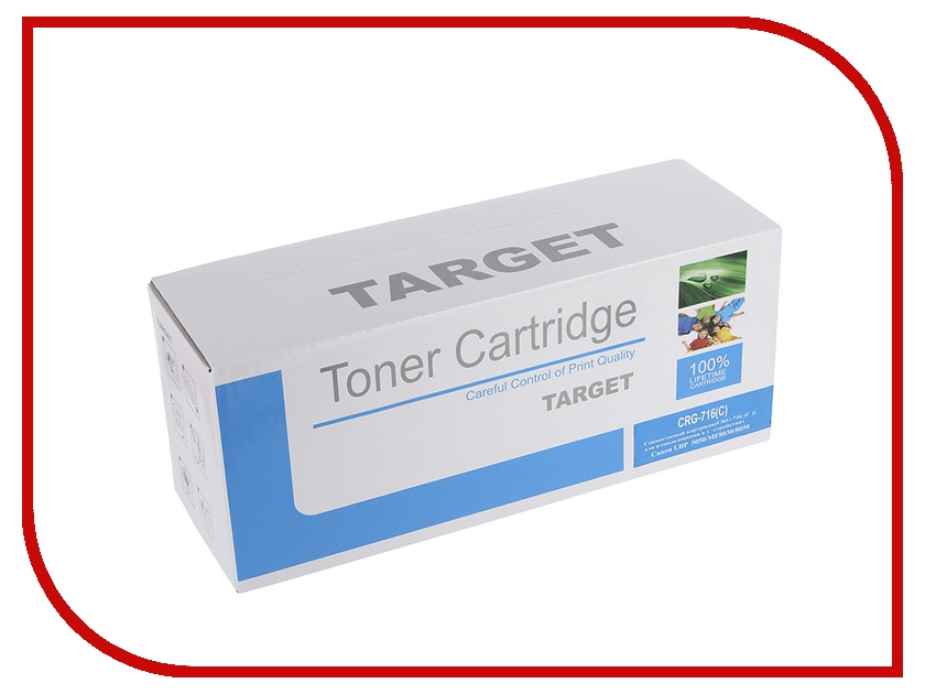 Картридж Target CRG-716C<br>