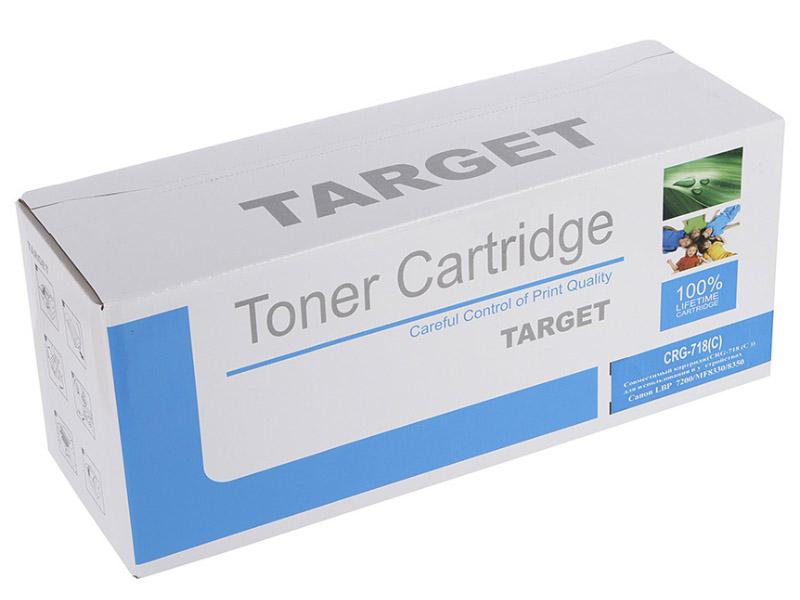 Картридж Target CRG-718C