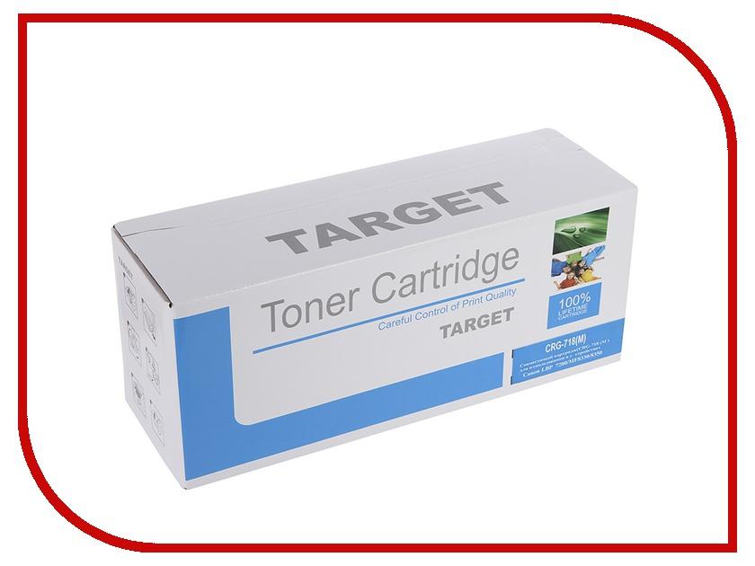 Картридж Target CRG-718M<br>