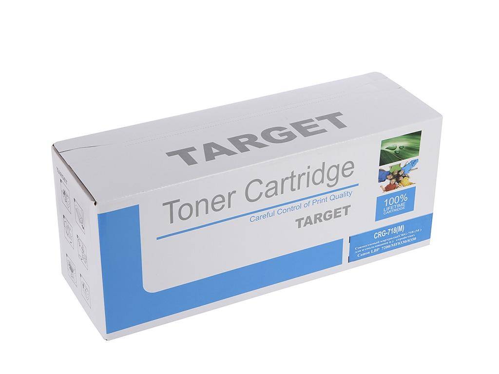 Картридж Target CRG-718M