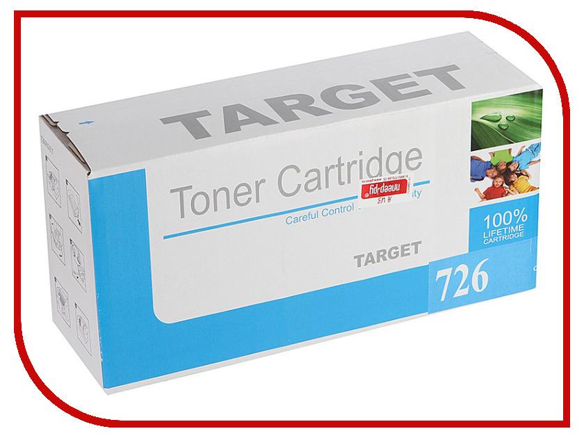 Картридж Target CRG-726 картридж target 109r00639