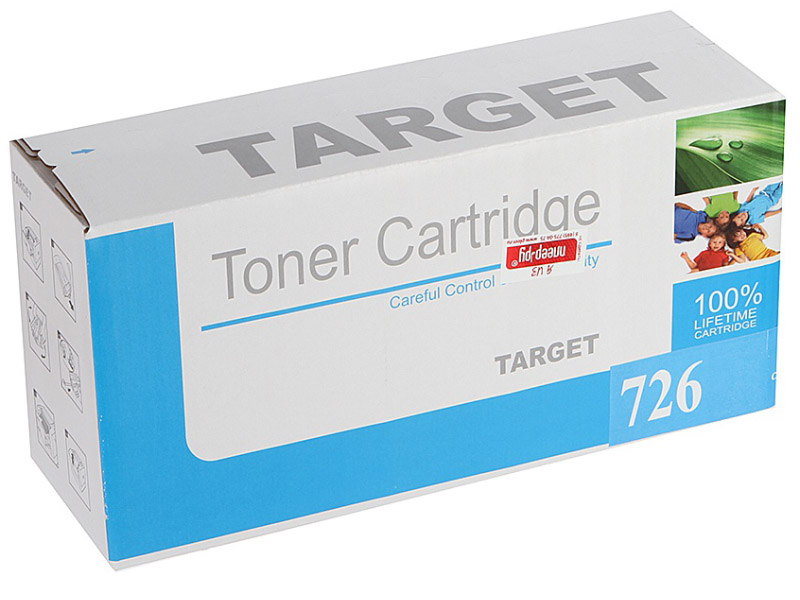 Картридж Target CRG-726<br>
