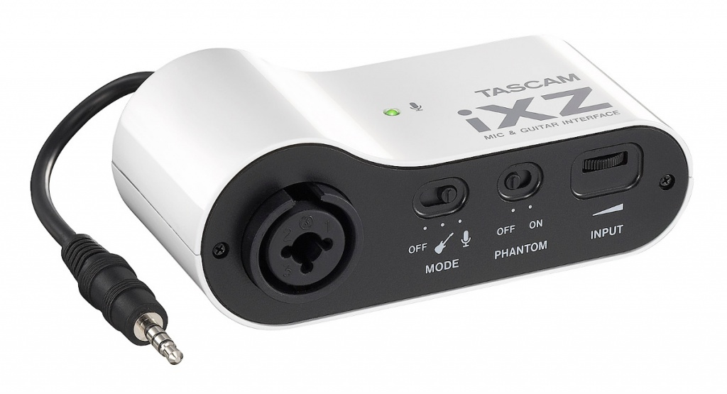 Аудиоинтерфейс Tascam IXZ
