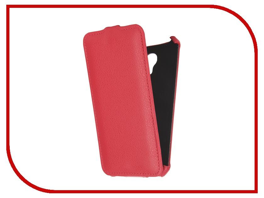 Аксессуар Чехол-флип Meizu M2 Note Gecko Red GG-F-MEIM2NOTE-RED<br>