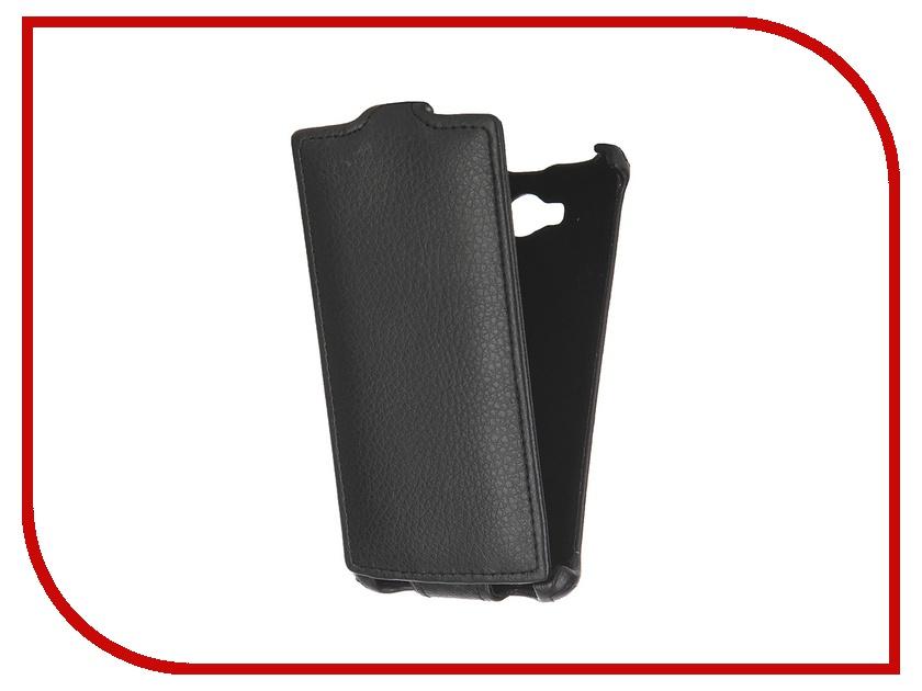 Аксессуар Чехол-флип Philips S307 Gecko Black GG-F-PHS307-BL