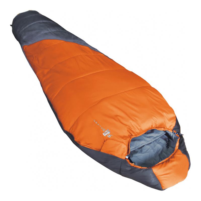 Спальник Tramp Mersey L Orange-Grey TRS-019.2<br>