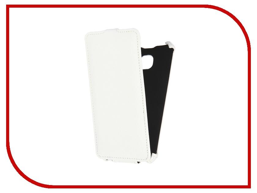 Аксессуар Чехол Samsung Galaxy A7 2016 Gecko White GG-F-SGA7-2016-WH<br>